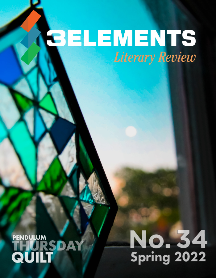 Magazine Issue No. 14, spring 2017, by 3Elements Literary Review